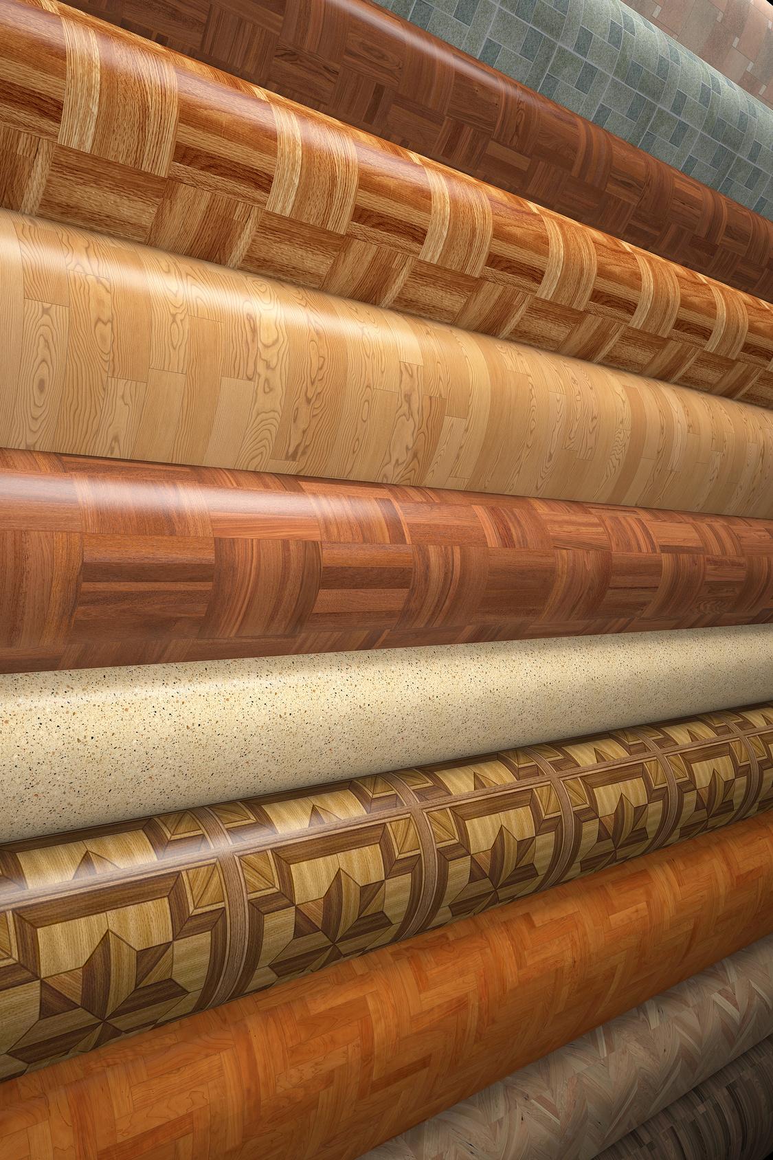Elastische Bodenbelage Vielfalt In Material Und Design Deschler